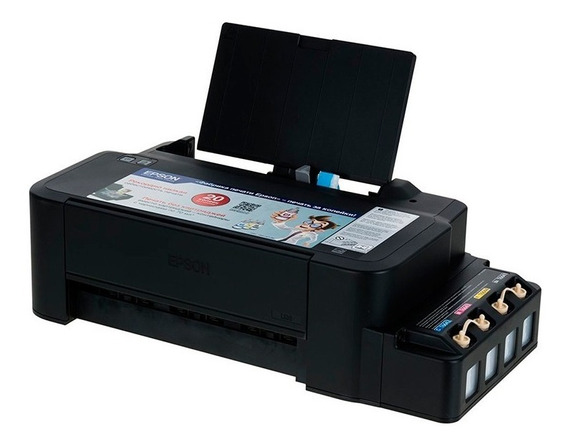 Impresora Epson L120 Ecotank Con Sistema Tinta Continua