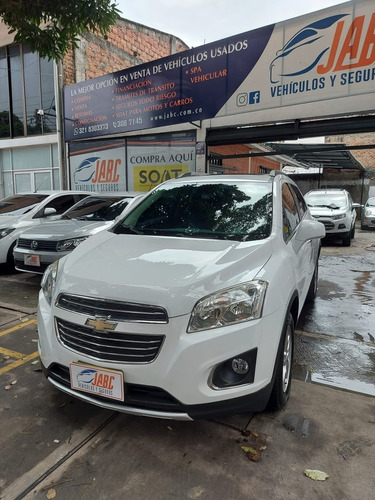 Chevrolet Tracker Lt 2017