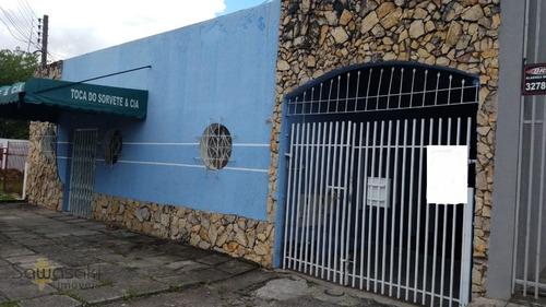 Terreno A Venda No Bairro Hauer Em Curitiba - Pr.  - 5711-1