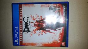 Jogo - Dmc Devil May Cry Definitive Edition Ps4 Mídia Física