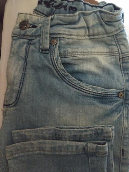 Calça Jeans Brooksfield Skinny Tam 8