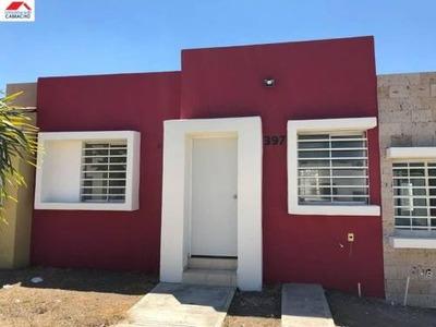 Casa Sola En Venta Venta En Colinas De Las Lagunas, Zona Norte De Villa De Álvarez