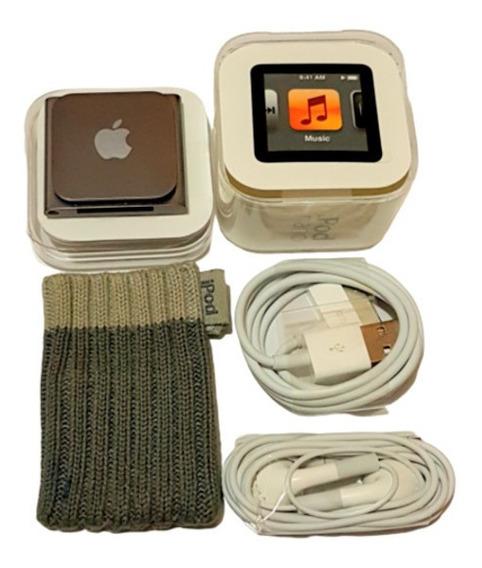iPod Nano 6ta. Generación 16gb Color Graphite Nuevo