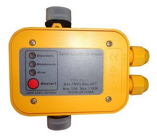 Presurizador Control Presion Automatico Agua Press Epc-1