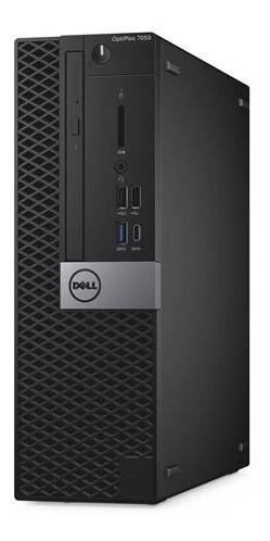 Mini Dell 7050 I5, Completo Teclado E Mouse, Caixa Dell