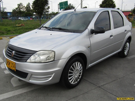Renault Logan Familier 1400 Aa Full Equipo