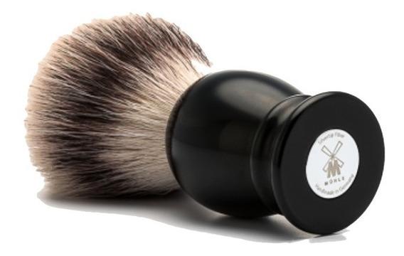 Mühle Brocha De Afeitar Negra 23mm