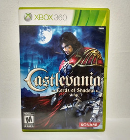 Castlevania Lords Of Shadow Xbox 360 Midia Fisica - Seminovo