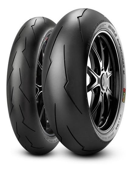 Pneu Diablo Super Corsa - 200/55 R 17