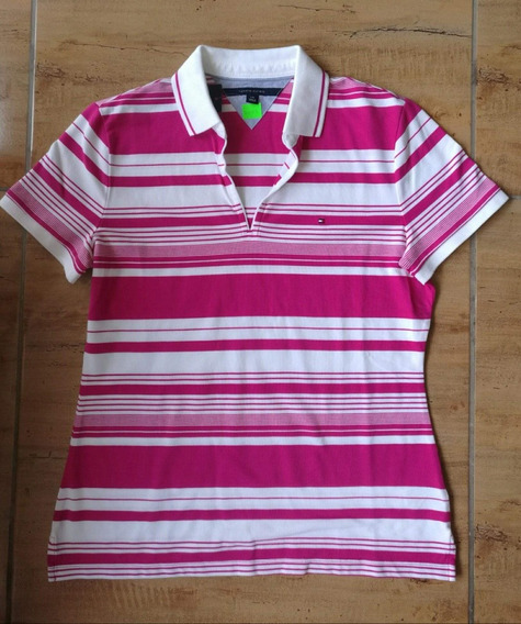 Polo Para Dama Marca Tommy Hilfiger Mulberry Place