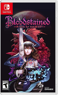 Bloodstained : Ritual Of The Night- Juego Fisico- #sniper.cl