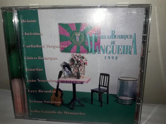 Cd Chico Buarque De Mangueira 1998