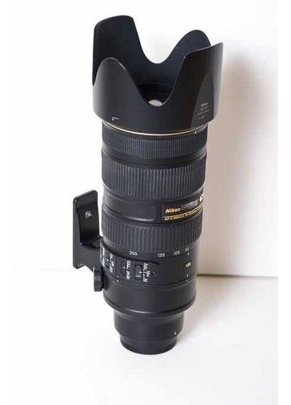 Lente Nikon 70-200mm F2.8 G Af-s Ed Vr Ii Pra Vender Hoje!