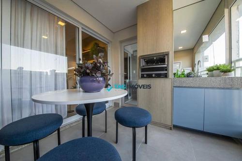 Apartamento Com 2 Dormitórios À Venda, 61 M² Por R$ 465.000,00 - Vila Guilherme - São Paulo/sp - Ap2395