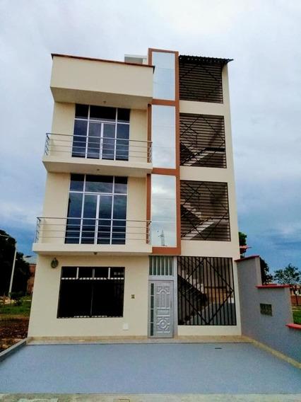 Edificio De 3 Departamentos En Tarapoto