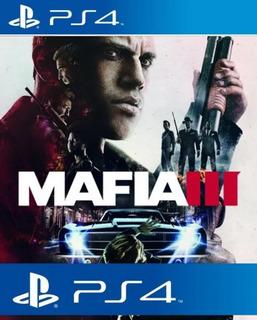 Mafia 3 Iii Ps4 2ria + Regalo