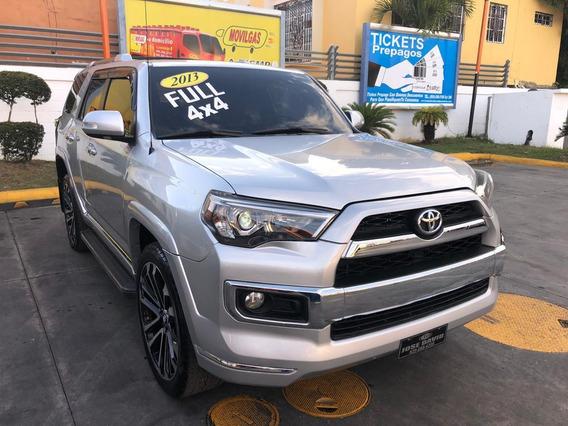 Toyota 4runner 4×4 Full