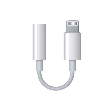 Adaptador Lightning iPhone 7 8 Plus X Xr A Jack 3,5 Original