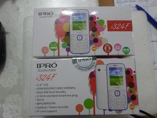 Teléfono Celular Ipro I324f Doble Sim Blanco Básico 20 Apple