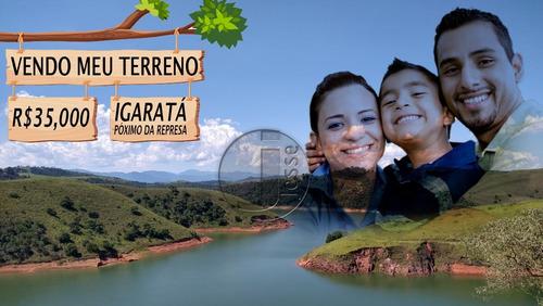 Rt Terreno, Com Área Verde. ( Prox. São José Dos Campos)