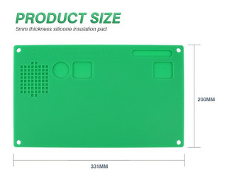Pad Silicona Antiestatica Ba-689 | Electrophone