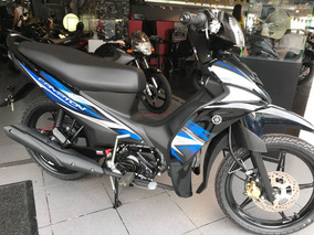 Yamaha Crypton T115fi 115cc