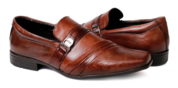 Sapatos Masculino Social Couro Legitimo Promoção Tchwm Shoes