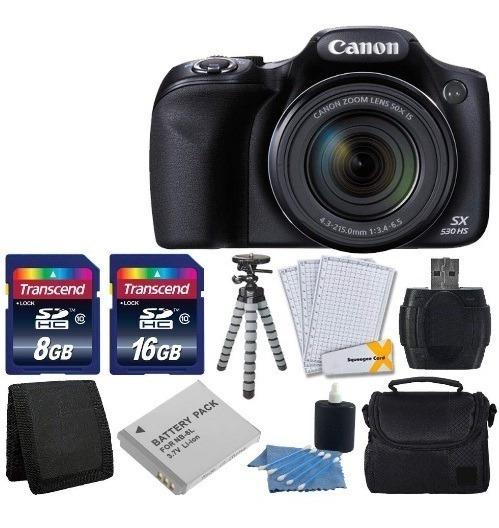 Camara Fotografica Canon Power Shop Sx530 Hs