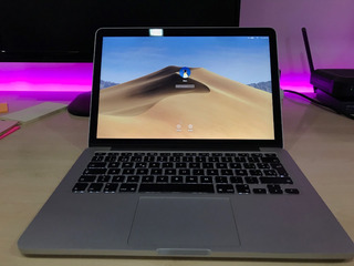Macbook Pro 13 Retina 2015 I5 8gb 128ssd 325 Cicl. Impecable