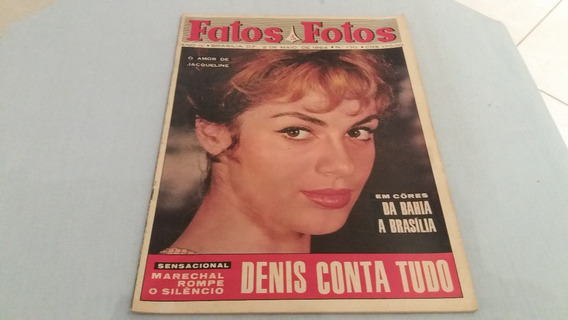 Fatos E Fotos 170 Maio/64 400 Anos De Capital Brasilia/bahia