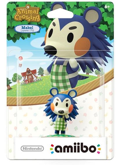 Amiibo Welcome To Animal Crossing Mabel