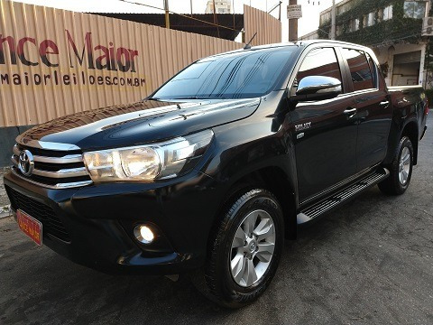 Hilux Cd Srv 4x4 2.7 Flex Aut. 2017