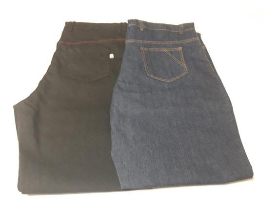 Jeans Dama Talles Grandes Desde Elastizados 54 Al 70