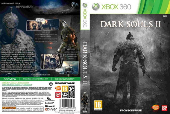 Dark Souls 2 - Xbox 360 - Destravado Lt 3.0