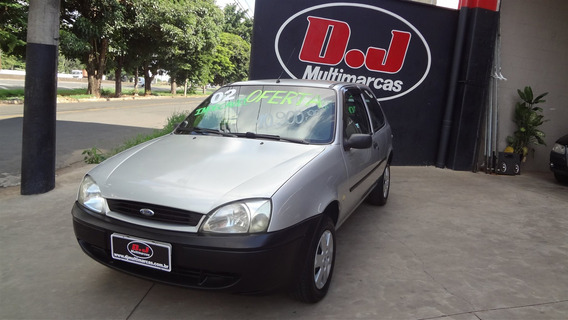 Ford Fiesta 1.0 Mpi Street 8v Gasolina 2p Manual