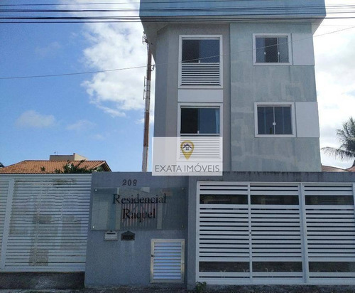 Imagem 1 de 20 de Apartamento Térreo/quintal Privativo, Recreio/praia De Costazul, Rio Das Ostras! - Ap0461