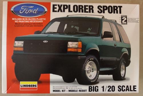 Lindberg Ford Explorer Sport Escala 1/20