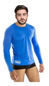 4 Camisas Proteção Solar- Blusa Uv Fpu 50 - Moda Fitness