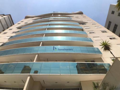 Apartamento Com 4 Dormitórios À Venda, 163 M² Por R$ 1.390.000,00 - Cambuí - Campinas/sp - Ap0002