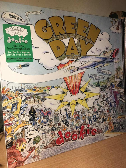 Green Day * Dookie * Disco De Vinilo