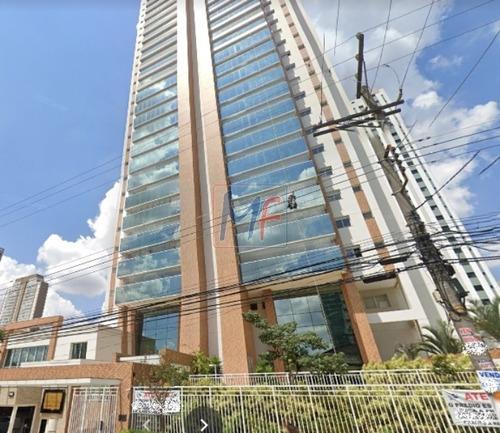 Imagem 1 de 1 de Ref 12.726 Excelente Apartamento Novo  Localizado No Bairro Tatuapé, Com 4 Dorms,( 4 Suítes), 4 Vagas, 227 M² De Area Util. Lazer Completo. - 12726