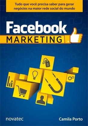 Livro Facebook Marketing Novatec Editora