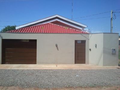 Casa C/ Edicula E Garagem - Sl,coz,suíte,3q,2bwc,lav. Var