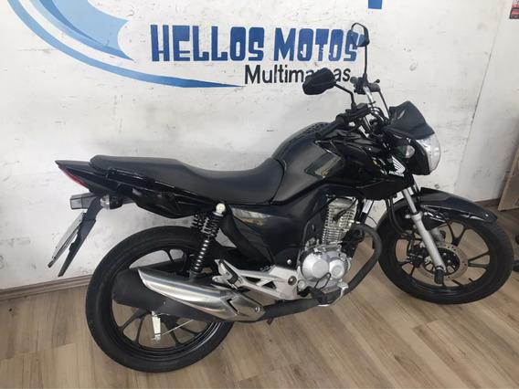 Honda Cg Fan 160 Aceito Moto Fin 48x Cartao 12x 1,6%
