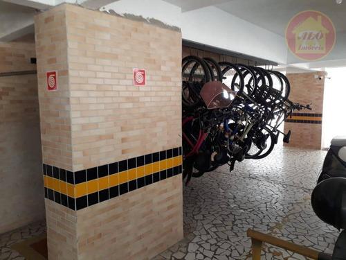 Apartamento À Venda, 74 M² Por R$ 240.000,00 - Boqueirão - Praia Grande/sp - Ap5129