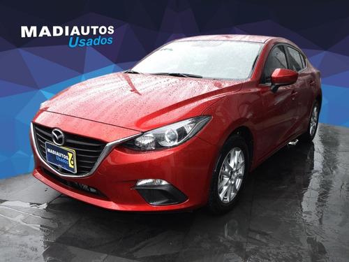 Mazda 3 Touring Mecanico 2017