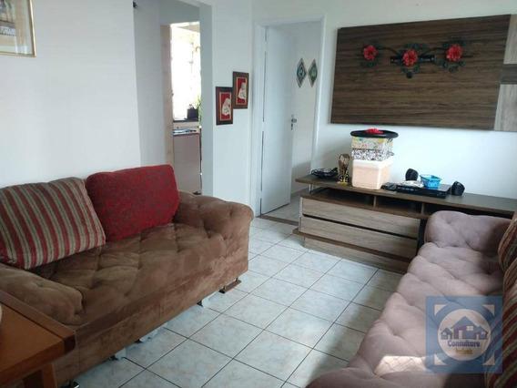 Apartamento Com 2 Dormitórios Para Alugar, 80 M² Por R$ 2.400/mês - Estuário - Santos/sp - Ap4724