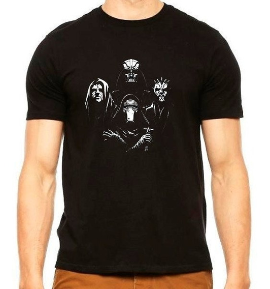Playera Dark Side Bohemian Rhapsody Queen Star Wars Catalogo
