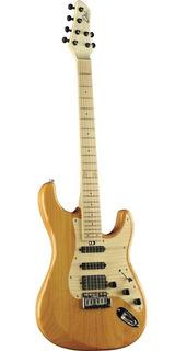 Eko Aire Standard Guitarra Electrica Tipo Strato + Funda