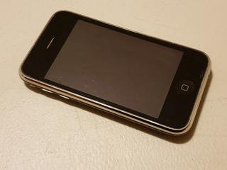 iPhone 3g Negro 8 Gb Liberado Excelente 1403